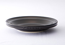 blissio plate-black